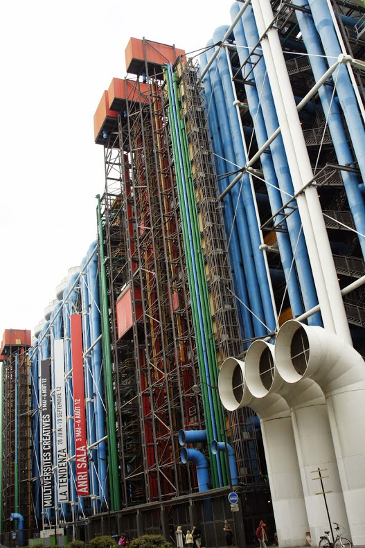 Centrum Georges'a Pompidou