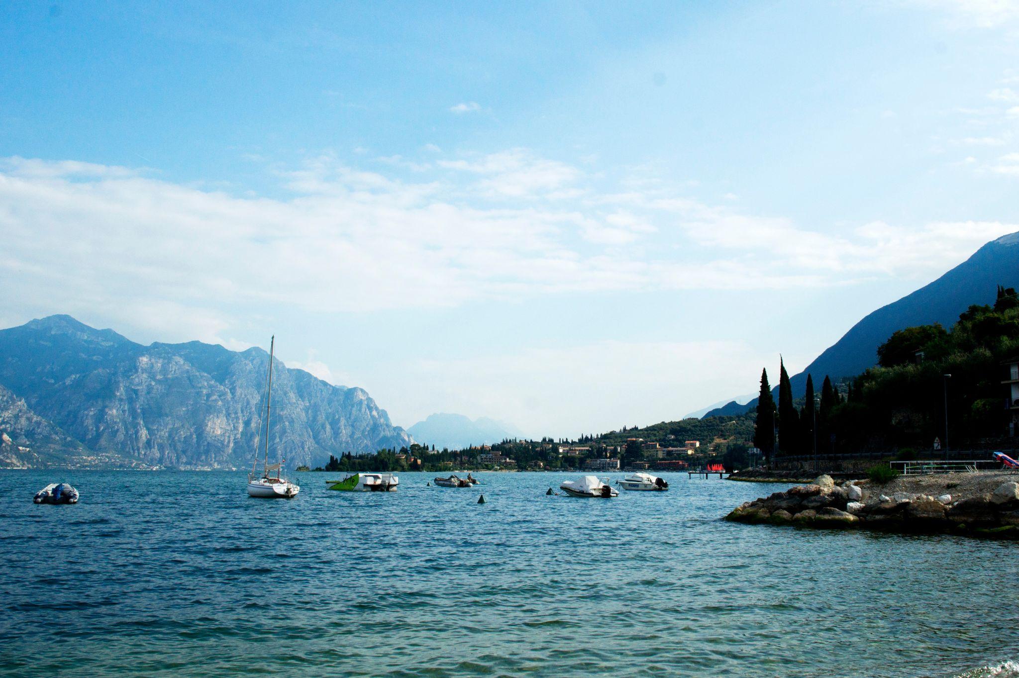 Garda, Włochy