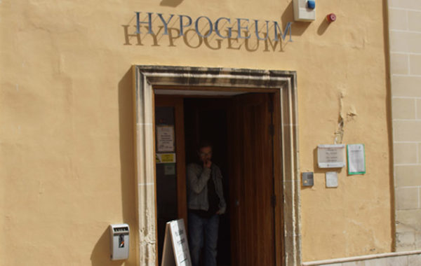 Hypogeum w Paoli /Malta