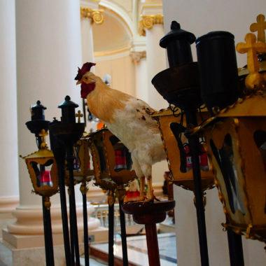 Przygotowania do procesji /Malta