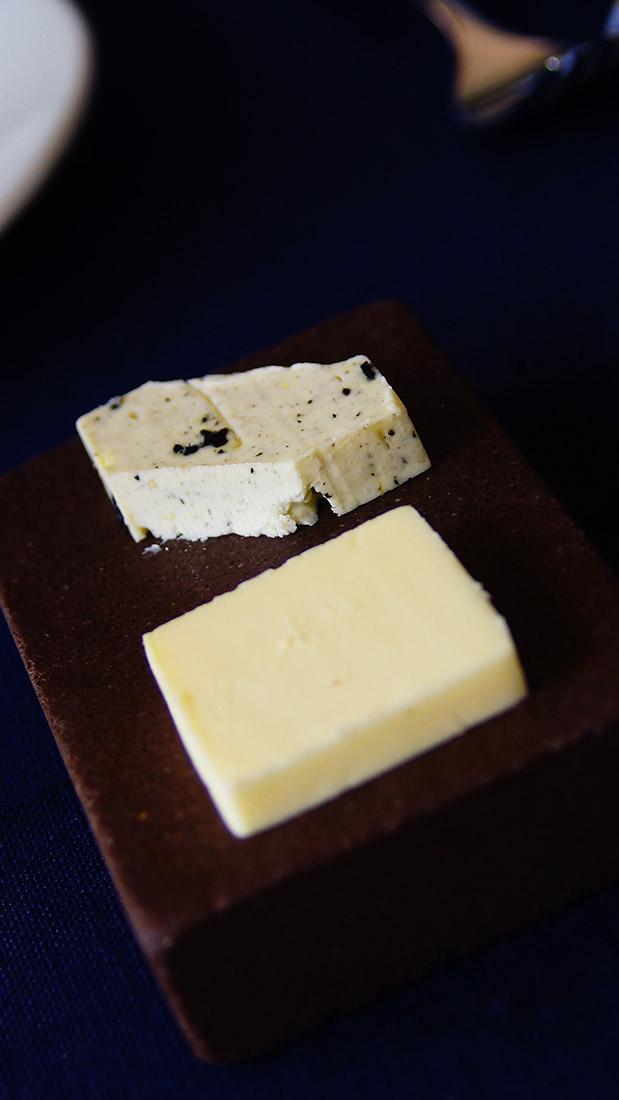 Masło cytrynowe z oliwkami w Tartarun w Marsaxlokk /Malta