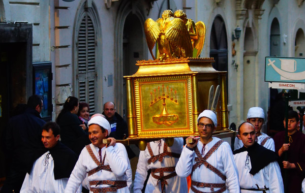 Wielki Piątek na Malcie – Procesja w Rabat