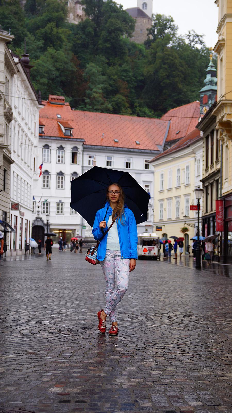 Stritarjeva ulica, Lublana, Slovenia