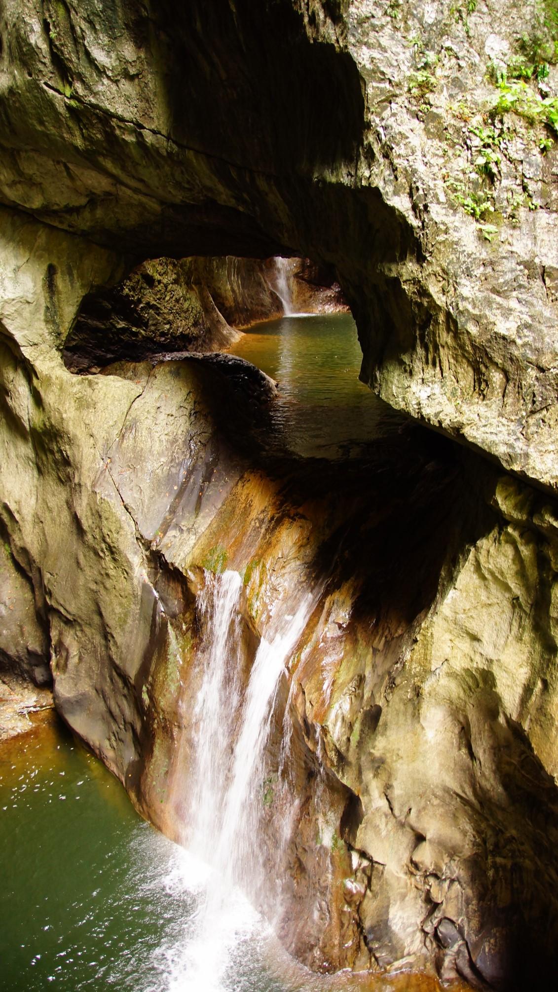 Jaskinie Szkocjańskie, Škocjan Caves, Slovenia