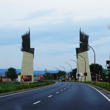 Brama Tokaju, Węgry