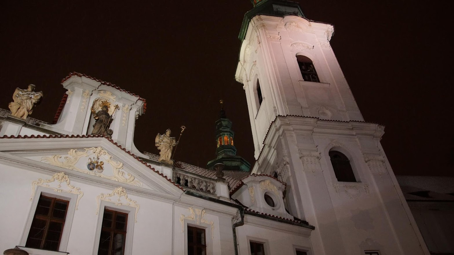 Klasztor na Strahowie (Strahovsky Klaster)