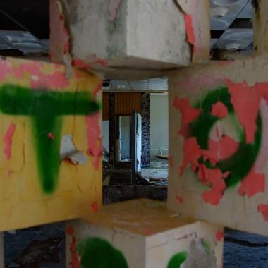 Primosten hotel ruins