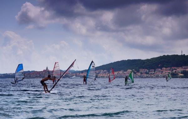 Pelješac, czyli ostrygi, windsurfing i stary mur