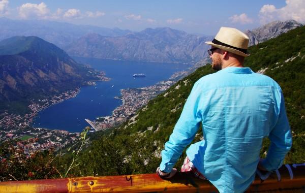 Czarnogóra i Kotor, czyli wspaniałe widoki i kręte drogi