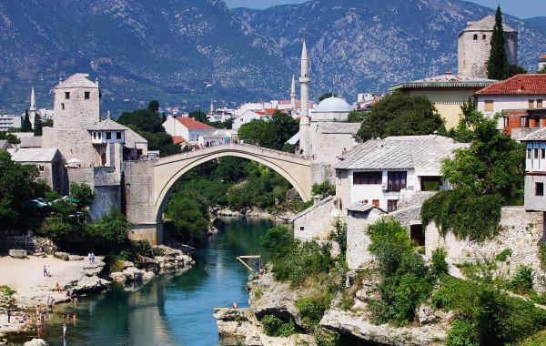 Mostar i Sarajewo – Droga przez Bośnię i Hercegowinę
