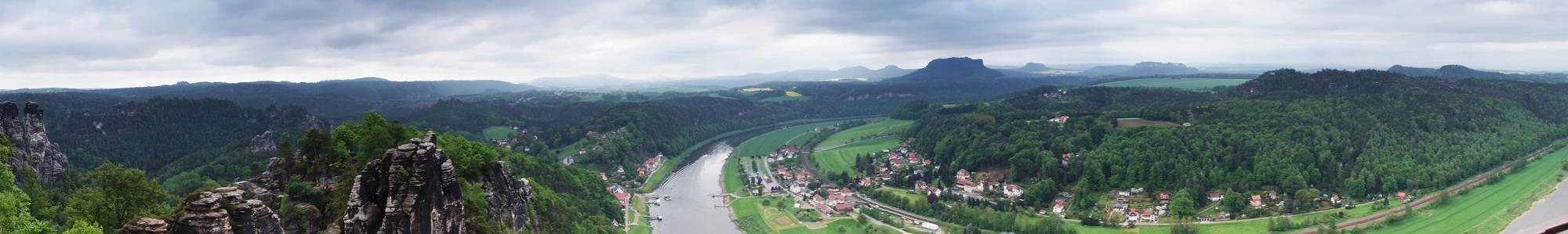 Bastei, Saksonia