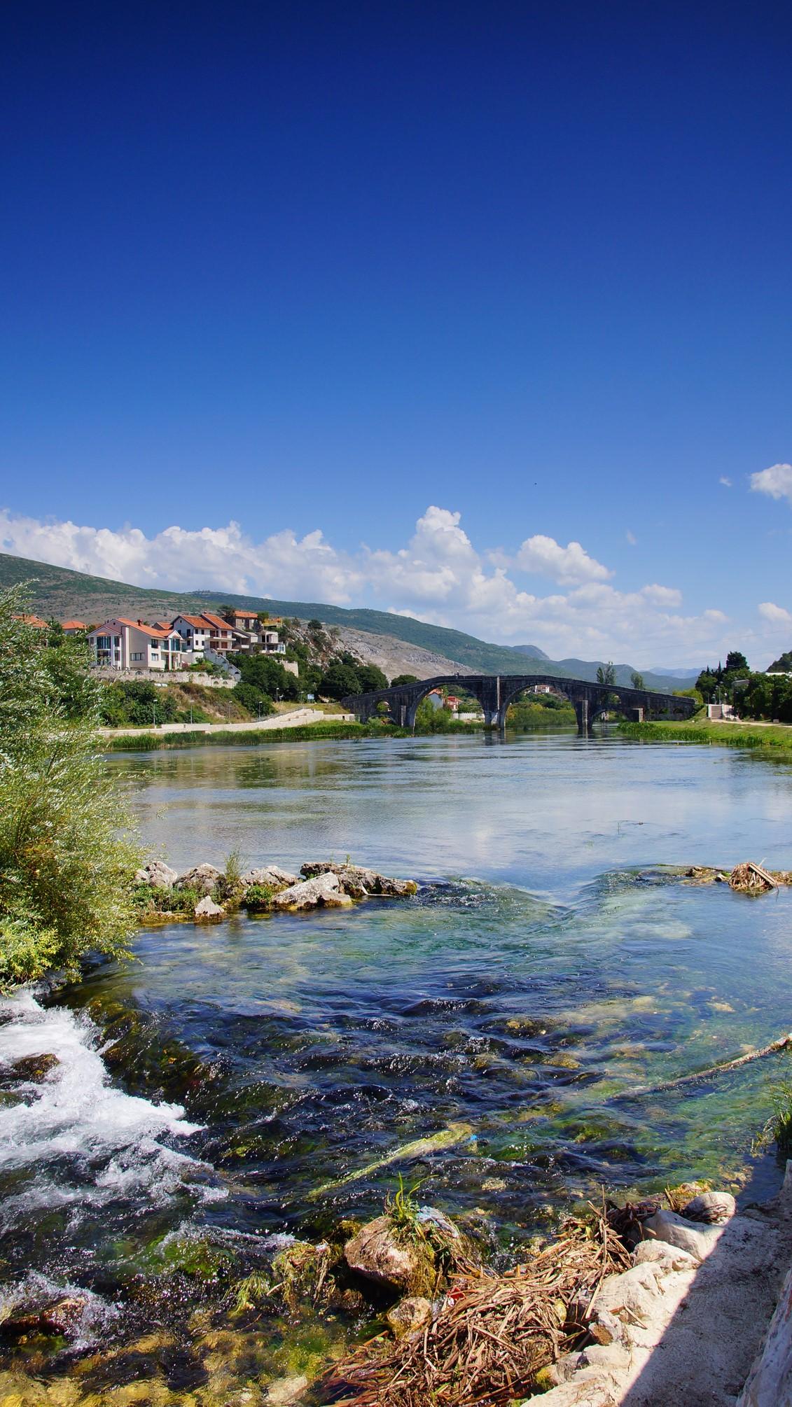 Arslanagić Bridge, Trebinje, Bośnia i Hercegowina