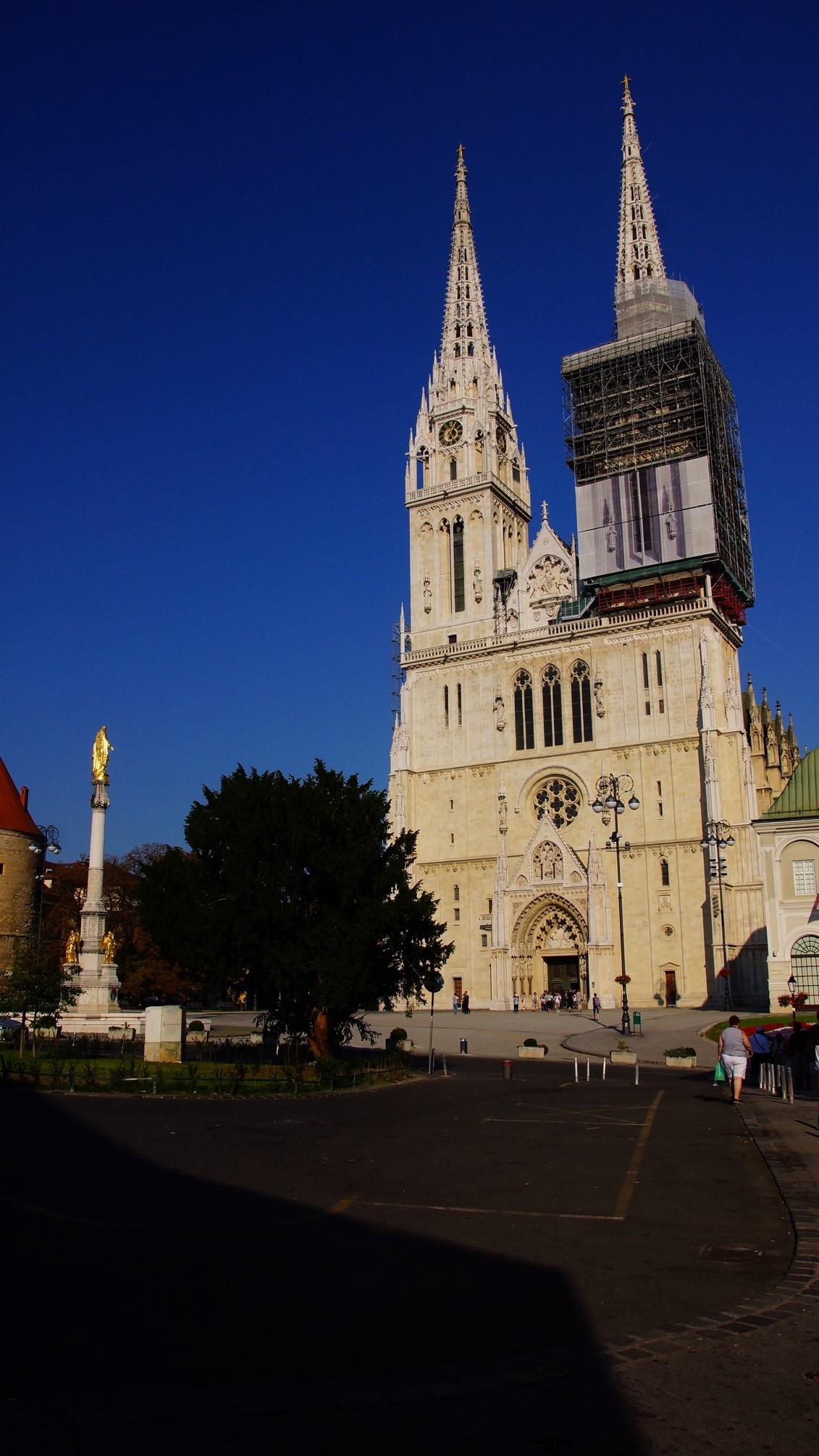 Katedra, Zagrzeb, Chorwacja