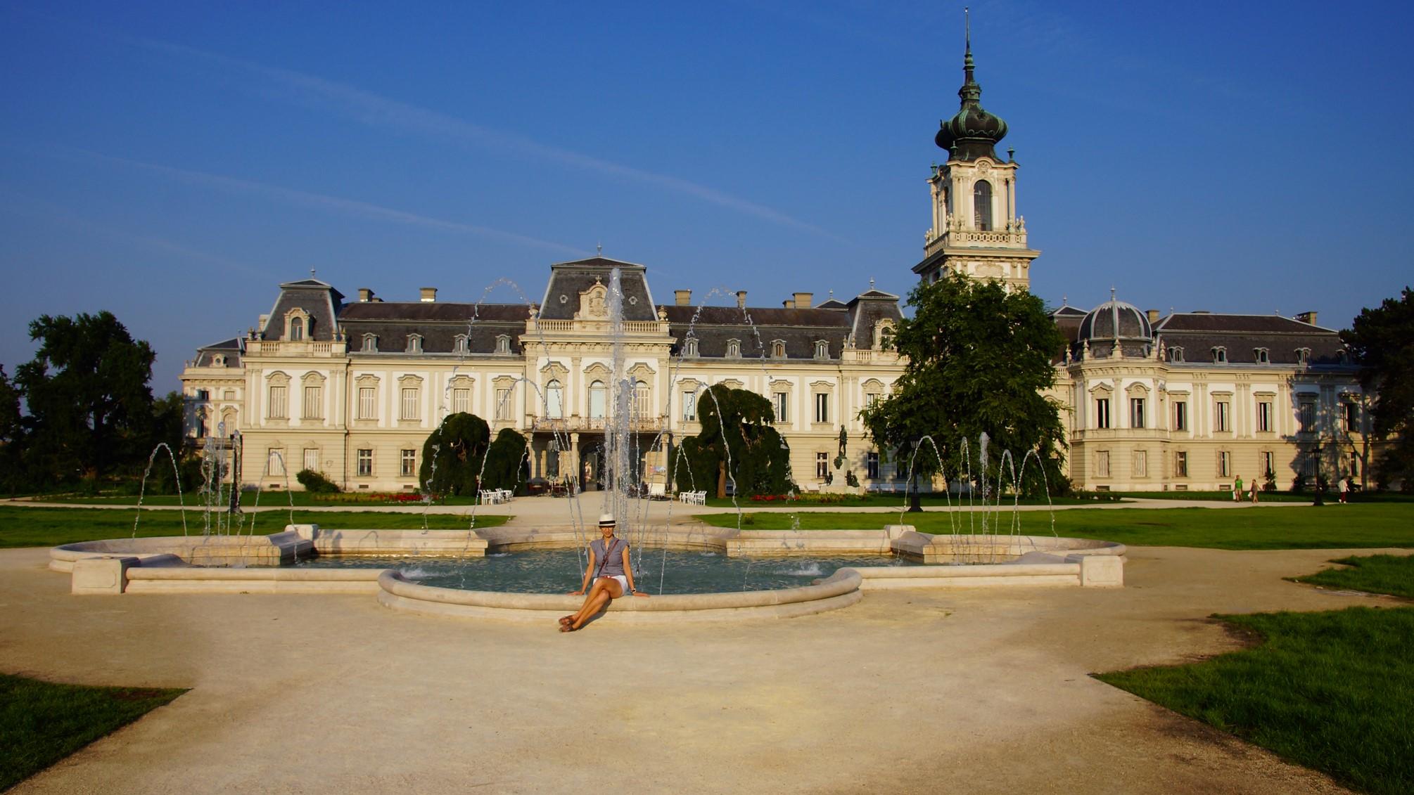Festetics Palace, Keszthely, Balaton, Węgry