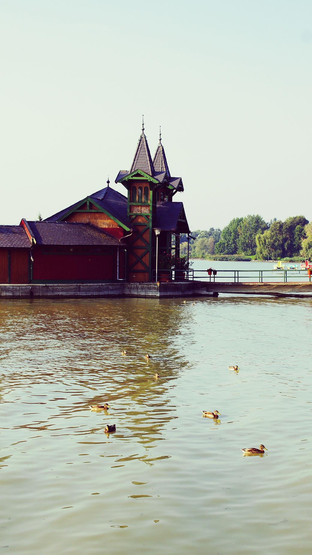 Keszthely, Balaton, Węgry