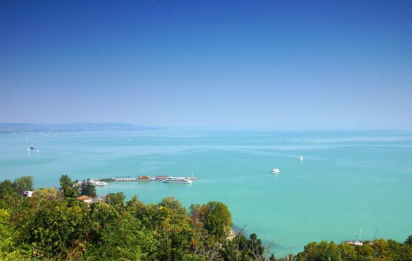 Balaton, czyli bezkresny błękit węgierskiego morza