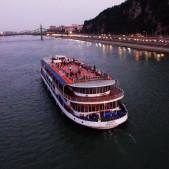 Dunaj, Budapeszt, Węgry