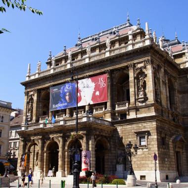 Opera, Budapeszt