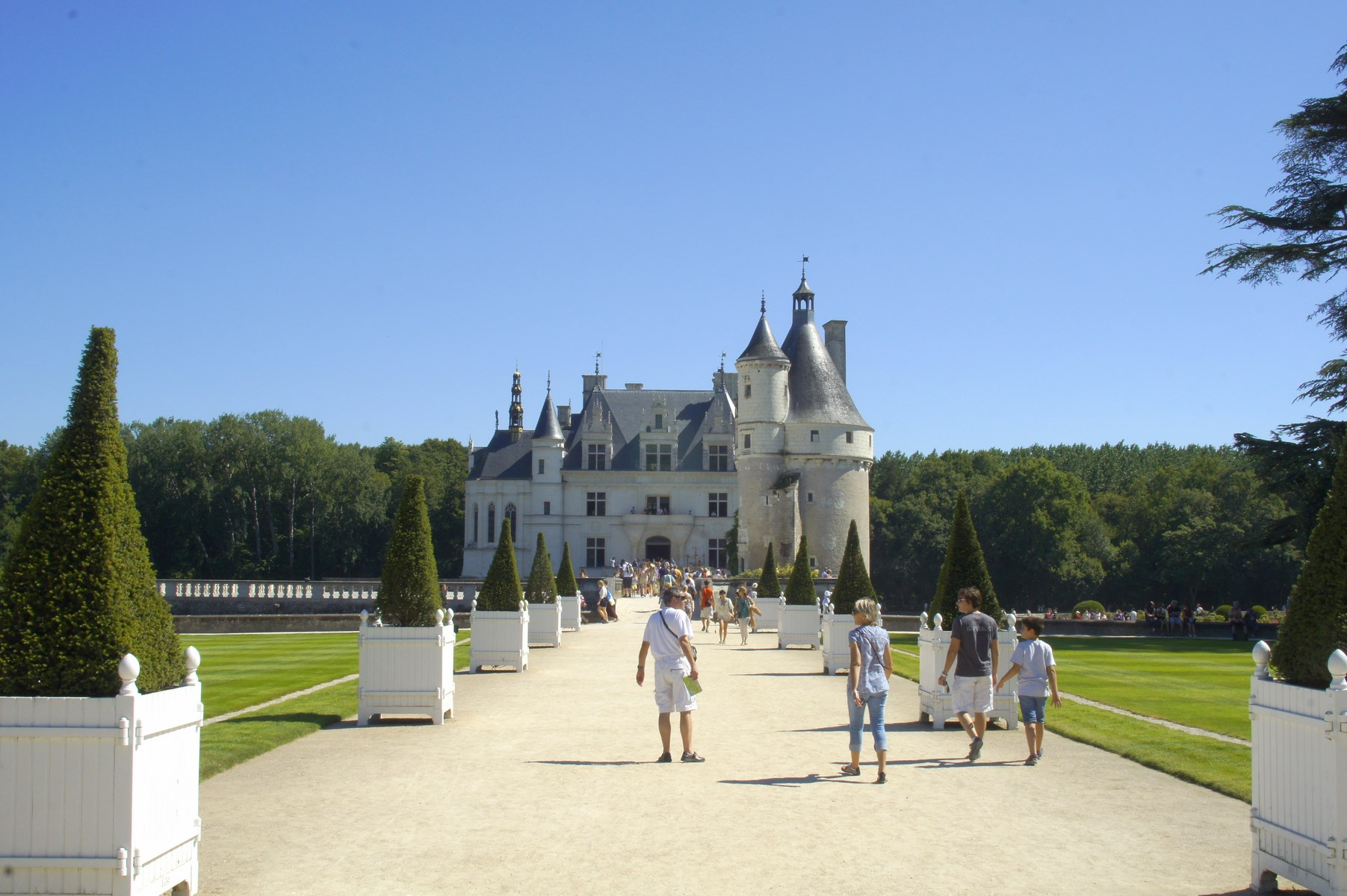 Chenonceau zamek