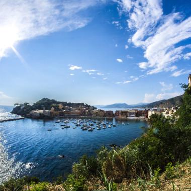 Sestri Levante, Liguria, Italy