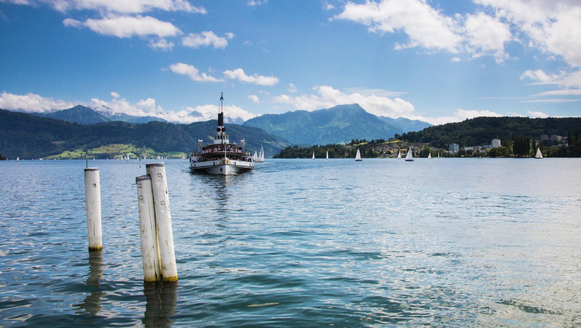 Lucerna, Szwajcaria