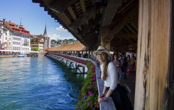 Lucerna – czyli parostatkiem w piękny rejs