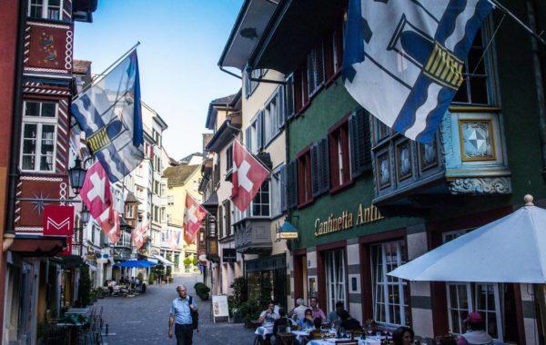 Zurych – miasto małych rozkoszy i wielkich przyjemności
