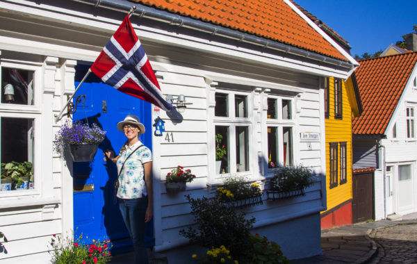 Stavanger – miasto, gdzie mieszka się w bieli