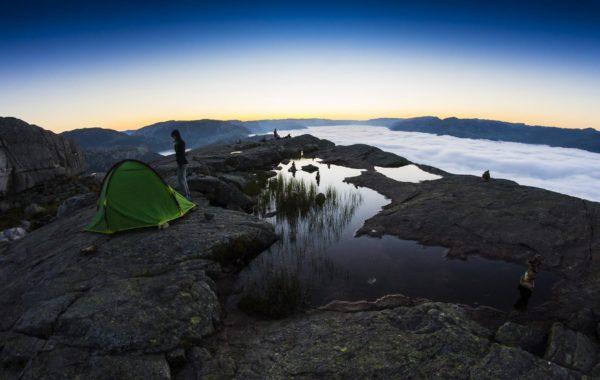 Norwegia z namiotem – praktyczne informacje