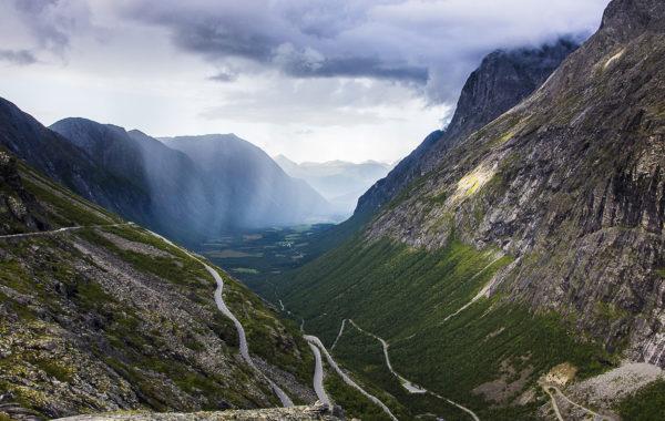 Golden Road i Trollstigen – niesamowita droga Norwegii