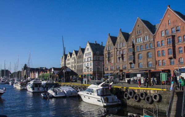 3 godziny w Bergen, czyli: zobaczyć, skosztować i usłyszeć