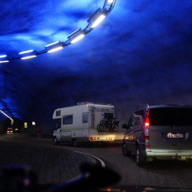 hardanger - rondo w tunelu