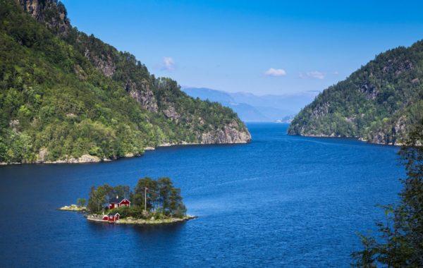 Ze Stavanger do Bergen – drogi widokowe Norwegii