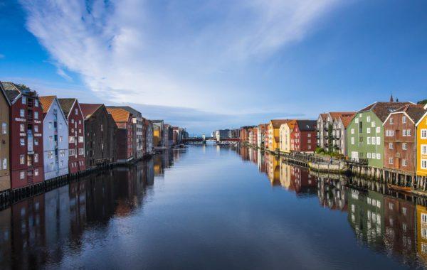 Trondheim – nie mając wyjścia idziemy pozwiedzać