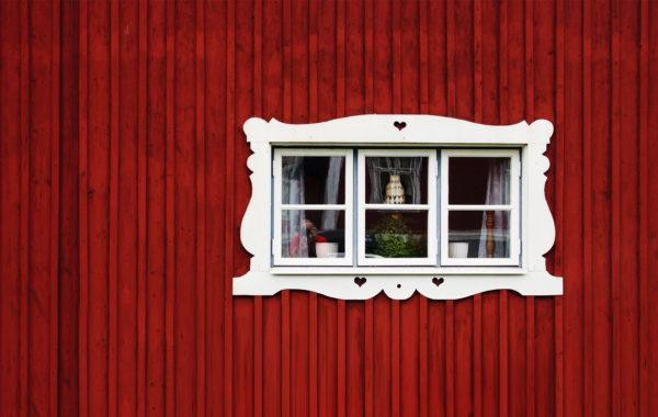 Czerwone domy, jeziora i potwór – jedziemy przez szwedzki Jämtland