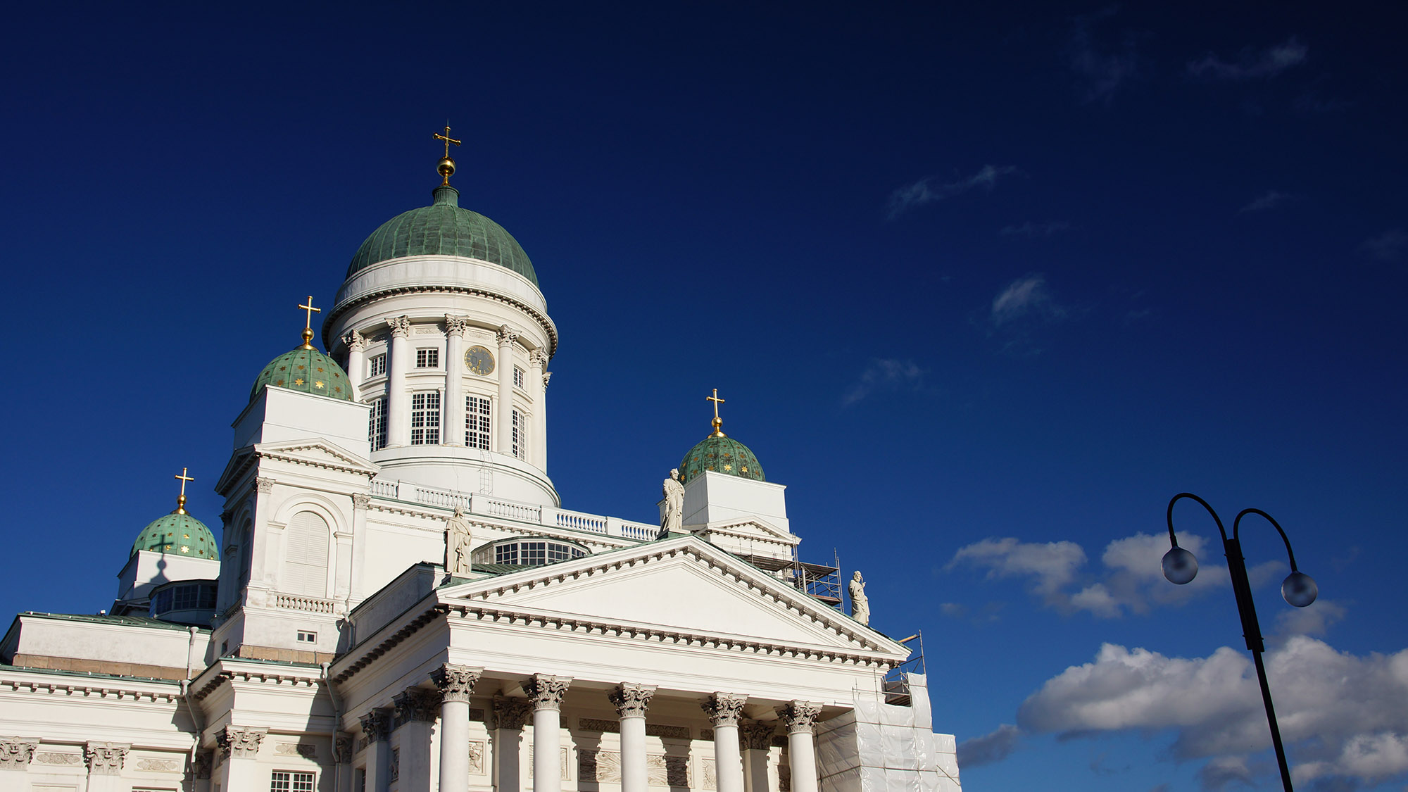 helsinki - cathedral