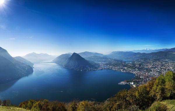 Do Lugano późną jesienią – road trip przez szwajcarskie przełęcze