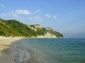 Ustronna plaża Portonovo