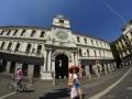 Zegar astronomiczny w Palazzo del Capitanio