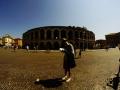 Arena w Weronie na Piazza Bra