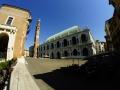Piazza dei Signori w Vicenzie