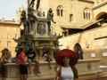 Fontanna di Nettuno w Boloni