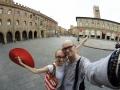 Piazza Maggiore w Bolonii