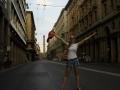 Strada Maggiore w Bolonii
