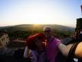 Widoki z Montepulciano