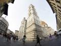 Santa Maria del Fiore, Baptysterium i Kampanila we Florencji