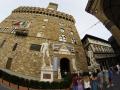 Dawid Michała Anioła przed Palazzo Vecchio we Florencji