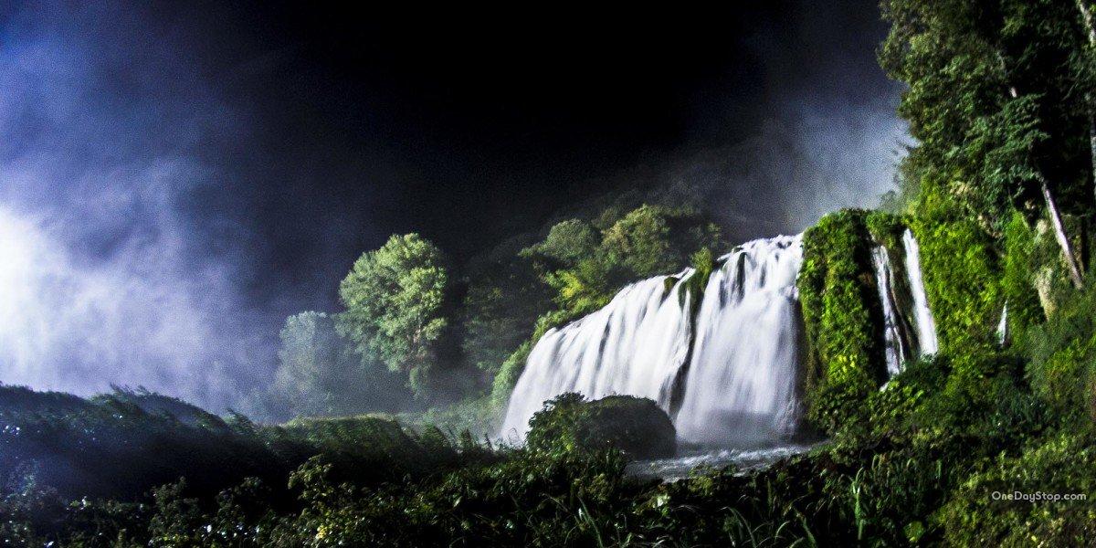 Wodospad w Terni
