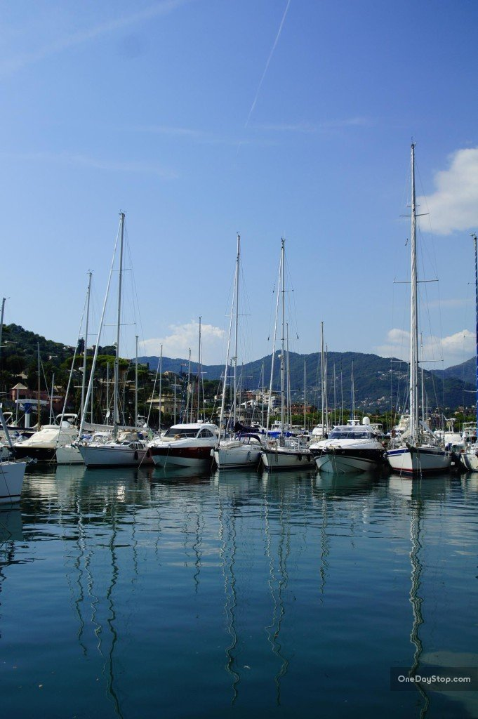 Rapallo, marina