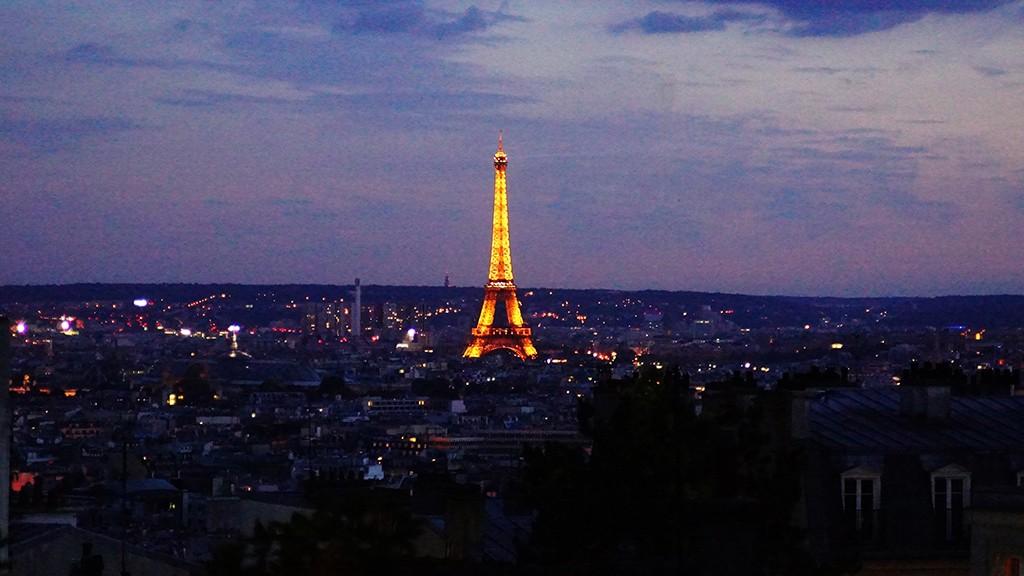 Wieża Eiffla, Paris